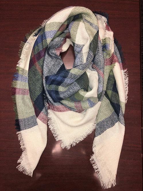 Army Green scarf