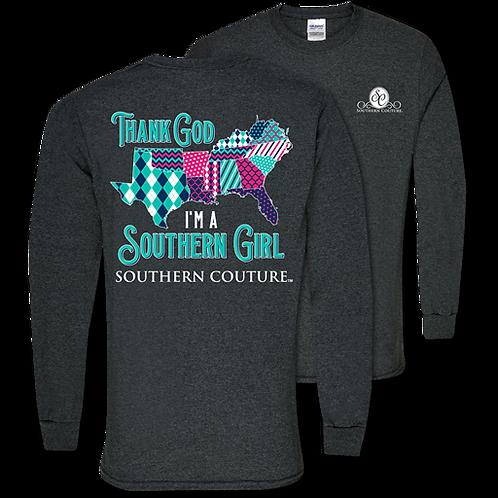 Southern Girl Long Sleeve T-Shirt