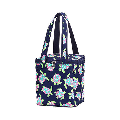 Cooler Tote- Turtle Bay