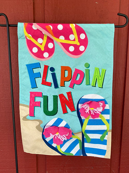 Flippin Fun Flag