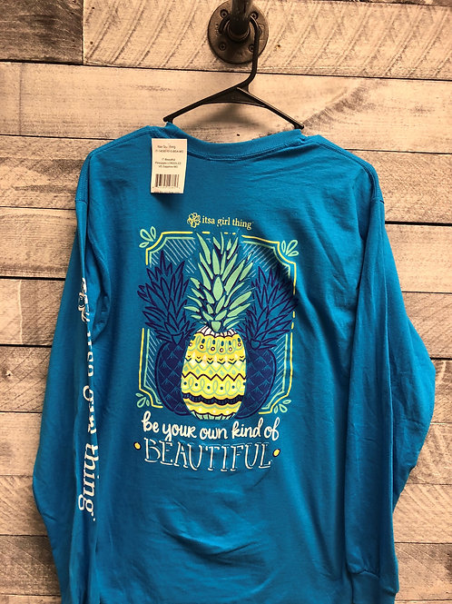 Be Your Own Kind of Beautiful long sleeve