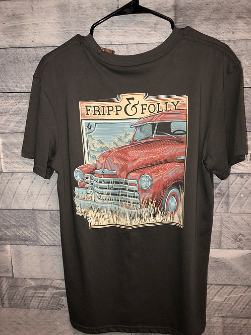 Red Truck t shirt