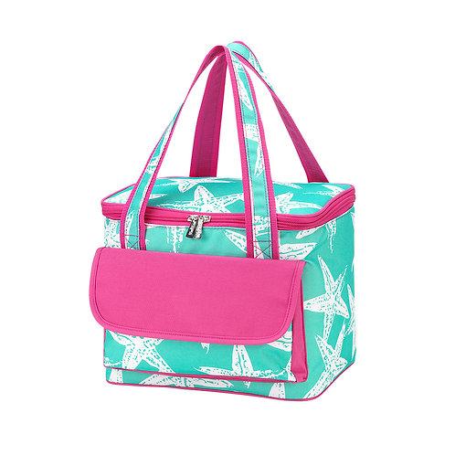 Mint Starfish cooler bag