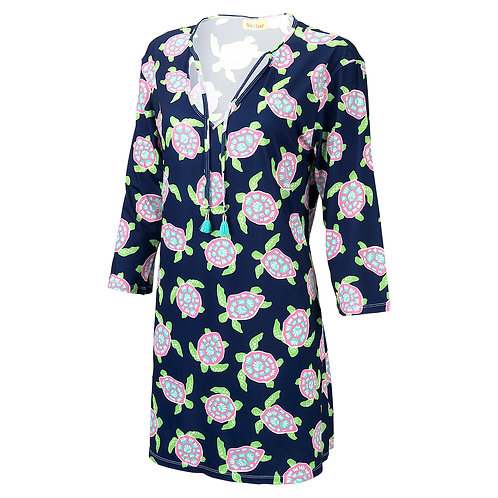 Women's Tunic- Turtle Bay