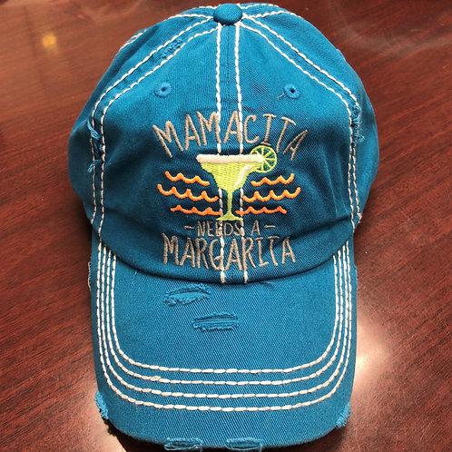 Mamacita Needs a Margarita hat