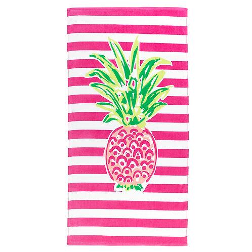 Beach Towel- Pineapple