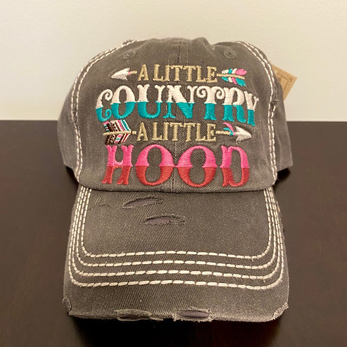 A Little Country A Little Hood Hat