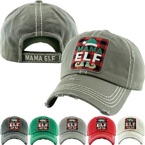 Mama Elf Hat