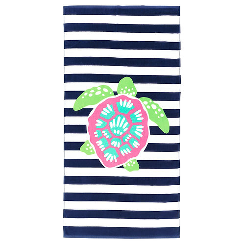Beach Towel- Turtle