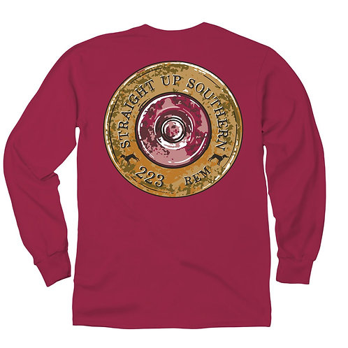 Shotgun Shell Long Sleeve T-Shirt