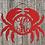 """Thumbnail: Crab Monogram 22"""""""