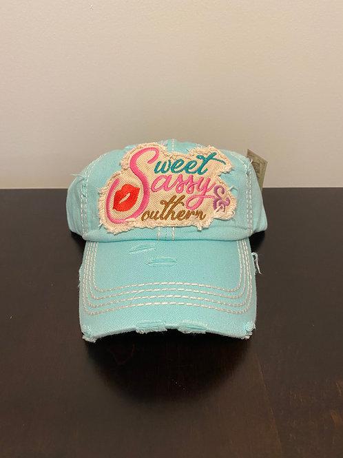 Sweet Sassy & Southern Hat