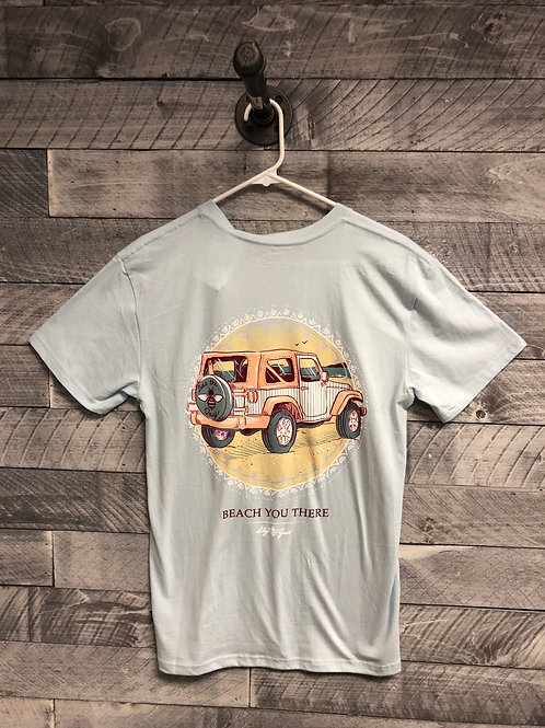 Beach You There t shirt