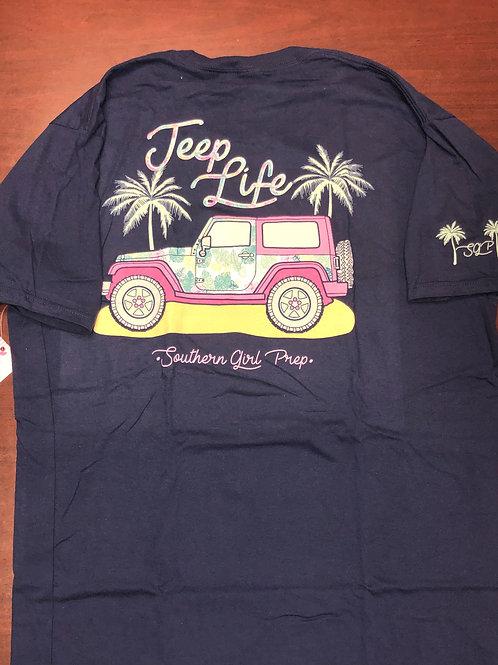 Jeep Life Shirt