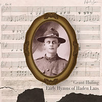Early Hymns of Haden Laas remaster cover