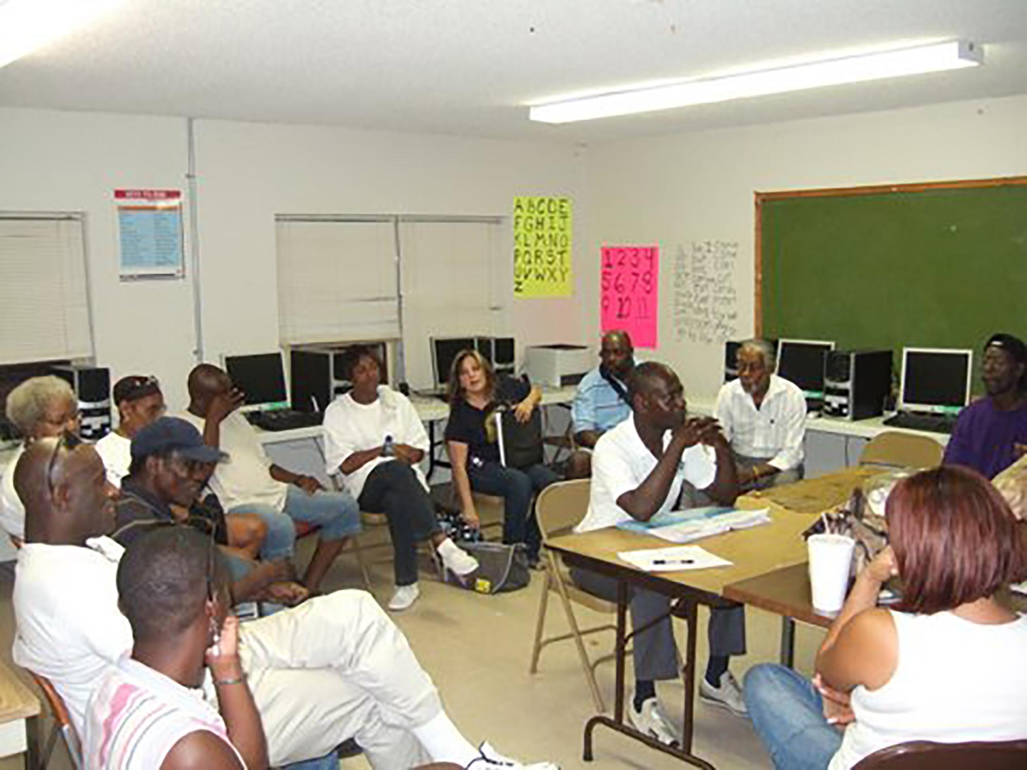 Manatee Sarasota Gatekeepers,  HIV Prevention Program 2007