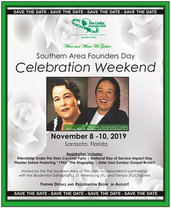 Southern Area Founders Day