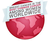breast caner is the most common cancer