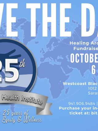Healing Around the World: Fundraiser & Celebration Event
