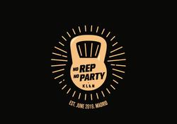 No rep, no party