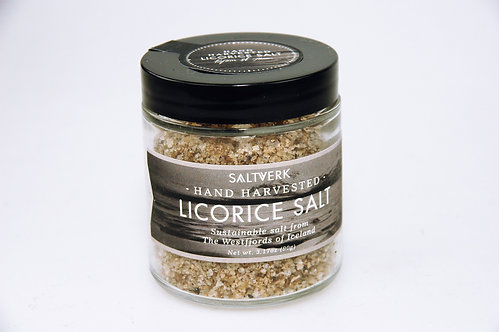 Licorice Salt  90gr