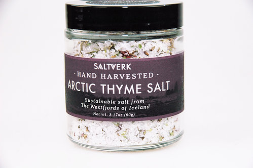 Arctic Thyme Salt  90gr