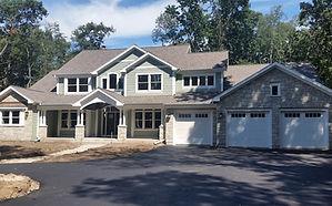 Custom Built Home in Warrenville