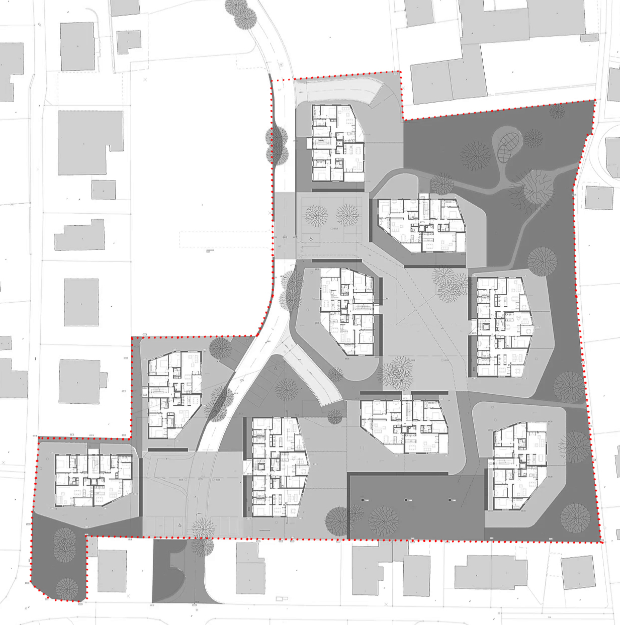 Mels Housing_master plan