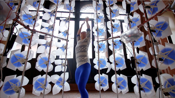 Breathing with CHiLL: Collaborative Dance Performance at Venice Biennale
