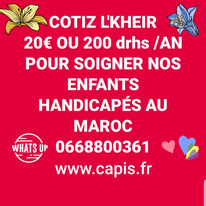 COTIZ L'KHEIR