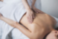 Therapeutic Massage in Debary helps woman with lower back pain