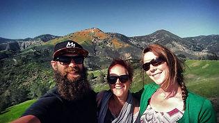 Owners of Jasper Springs Farm, Erin Ryan Saller and Shawn Hastings