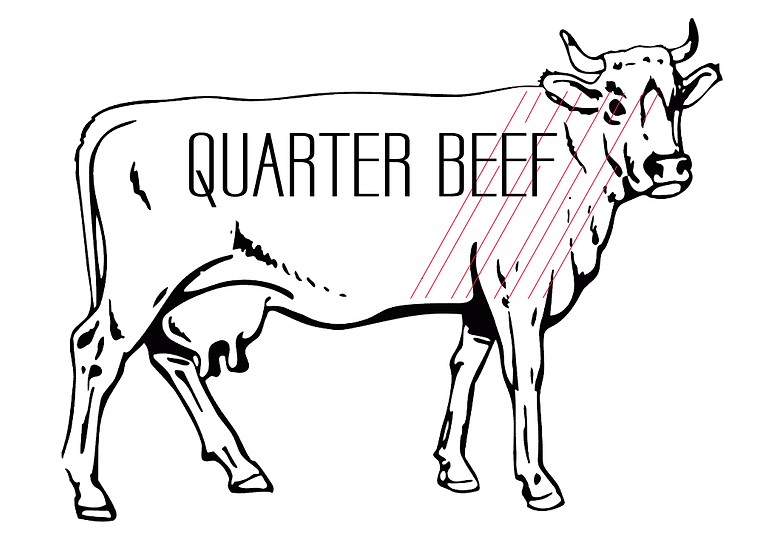 Quarter Grass-fed Beef