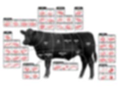Jasper Springs Farm Guide to Beef Cuts