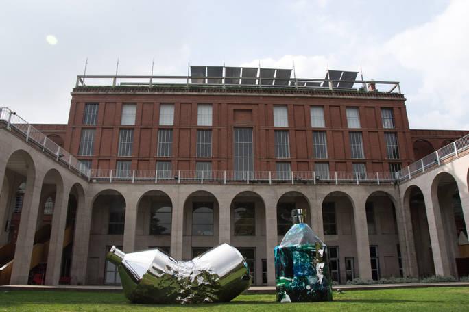 Twin Bottles: Triennale Milano