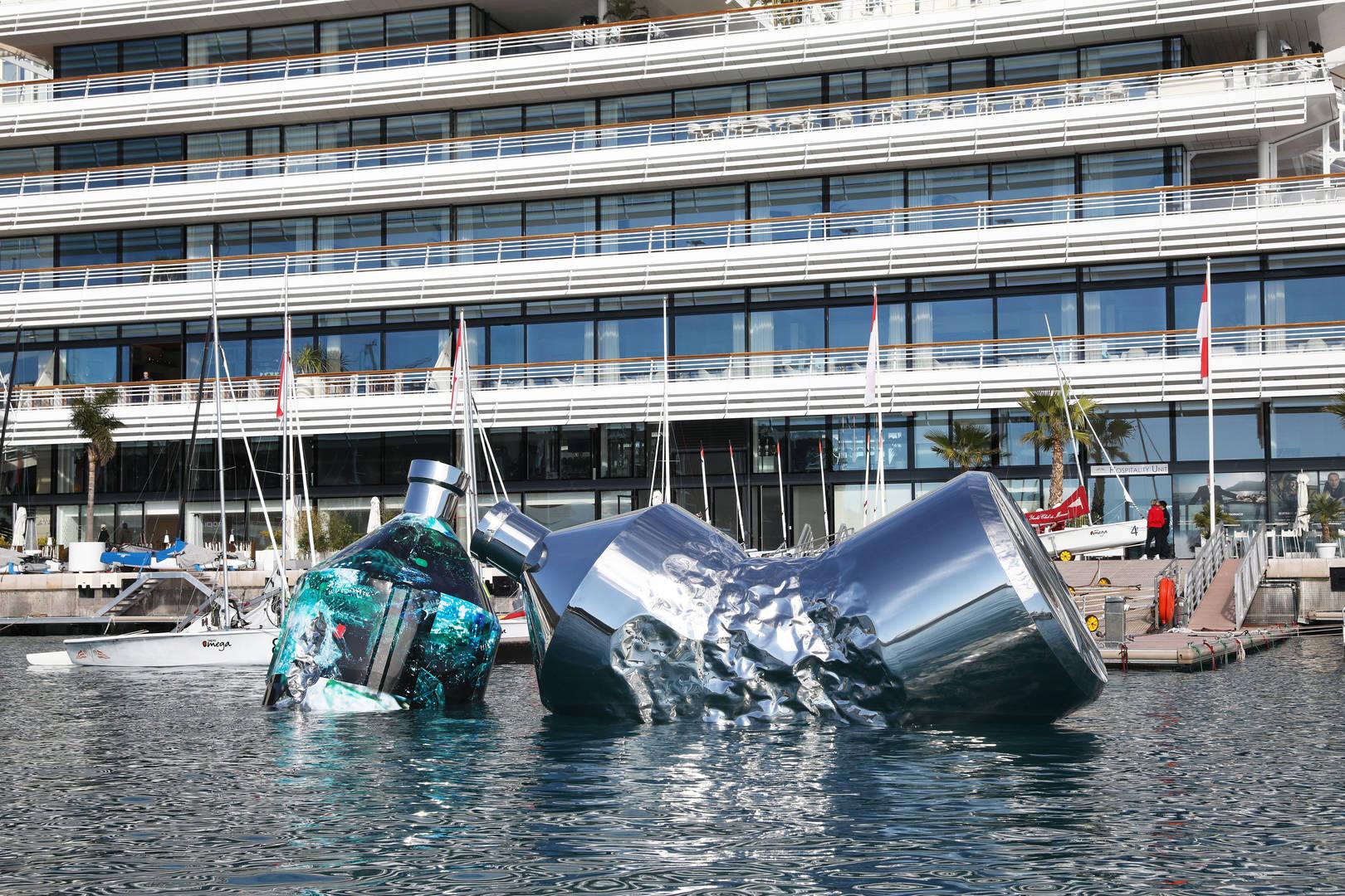 Yacht Club de Monaco Marina, Principato di Monaco