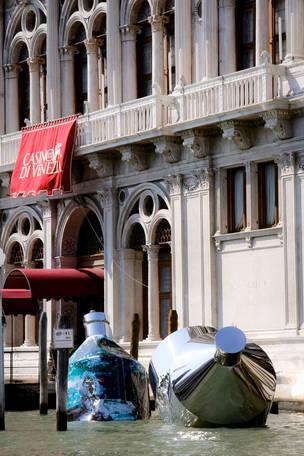 Ca' Vendramin Calergi, Venezia
