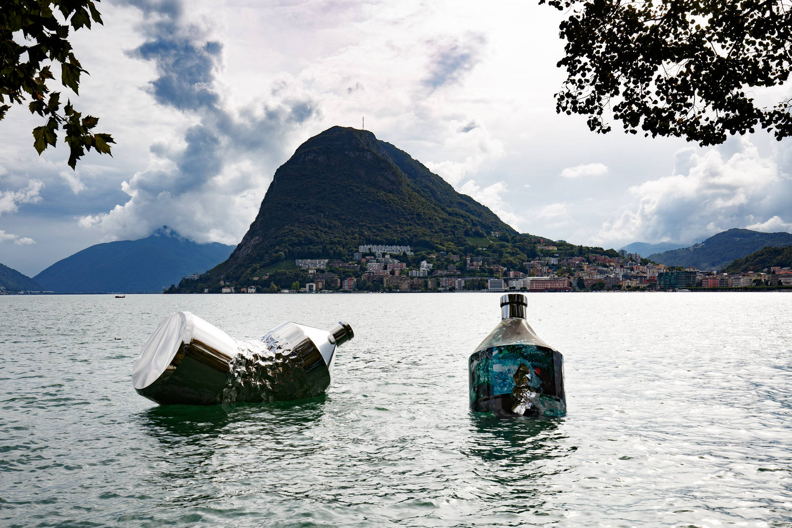Twin Bottles in Lugano