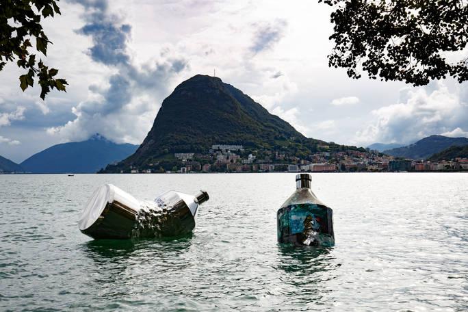 Twin Bottles in Lugano