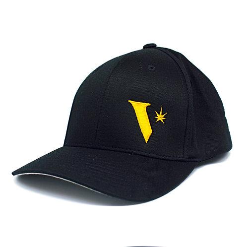VERITAS 'V' FITTED CAP