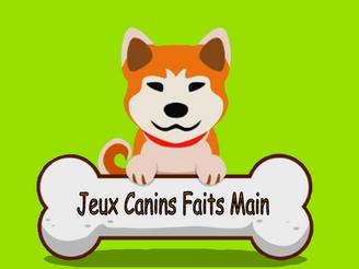 Les Jeux Canins Faits Main