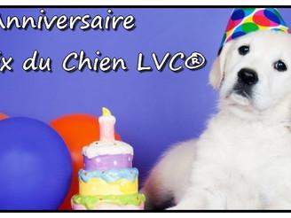 Anniversaire La Voix du Chien LVC®