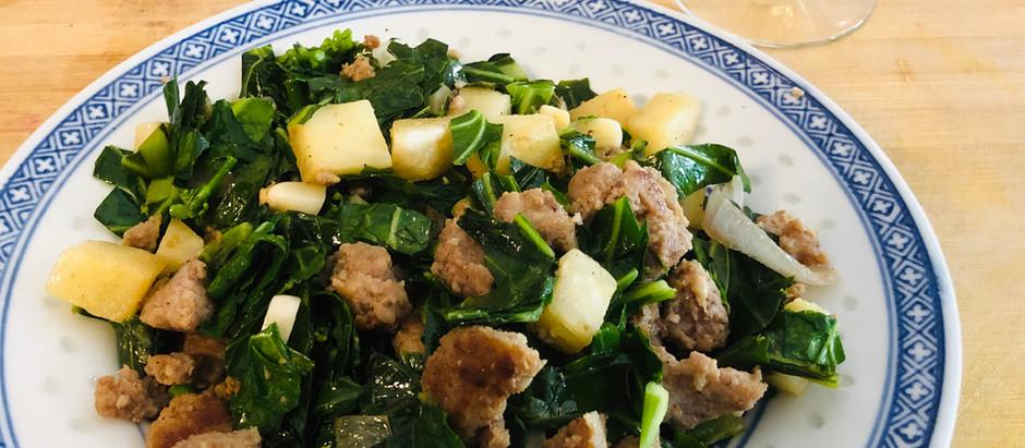 Southern Cooking - Kielbasa and...