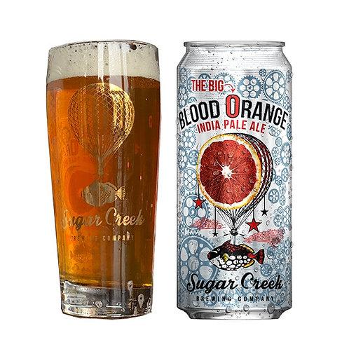 Sugar Creek Big O Blood Orange IPA