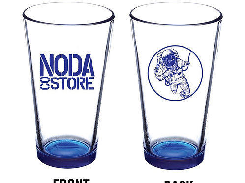 Co Store Pint Glass