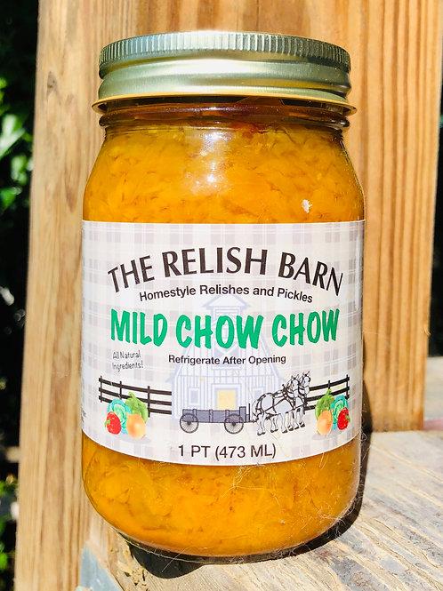 The Relish Barn Mild Chow Chow