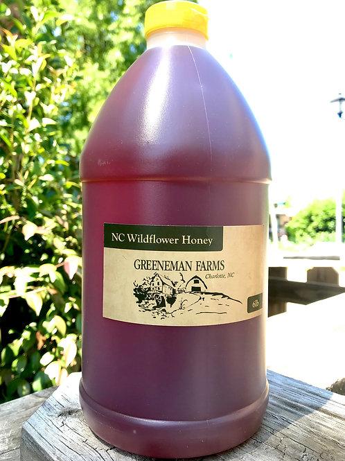 Greeneman Farms NC Local Honey 6lbs