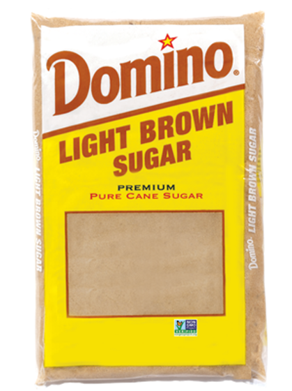 Domino's Light Brown Sugar 2lb