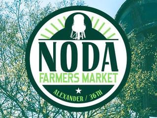 Farm Visits! NoDa Farmers Market
