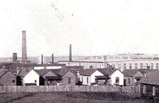 Community Gardens in the past - Mecklenburg Mill in NoDa - Charlotte